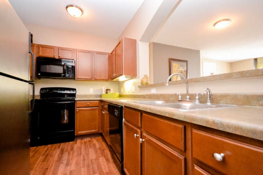 Legacy PH1 - model kitchen (apartment)